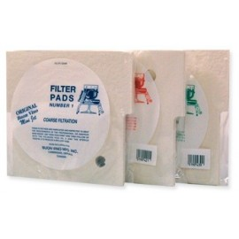 filter pads mini jet STERILE 3 pcs