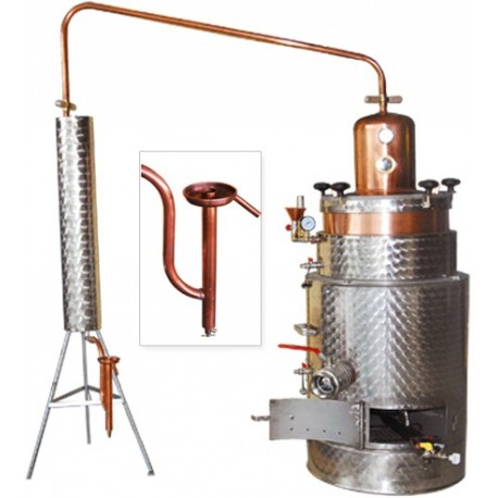 distilling unit SUPER 125 electric