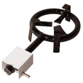 gasburner 20cm, butane/propane 5kw