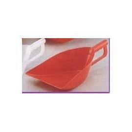 Bailer kühvel - (punane)