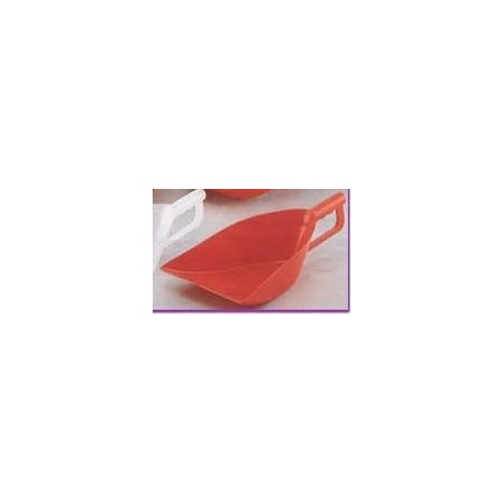 Bailer scoop (red)