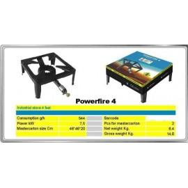Dujų degiklis POWERFIRE 4 IGI 7.5 kW