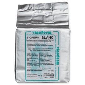 Vīna raugs Bioferm Blanc 500g. 2-3g uz 10L.