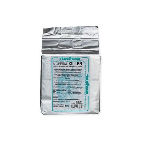 Dried wine yeast BIOFERM KILLER 500gr