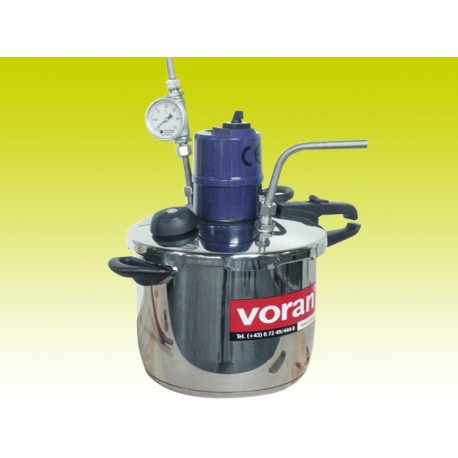 Elektros pasterizators PA90, 6kw