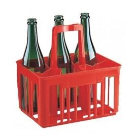 Pudeļu grozs 6 pudelēm