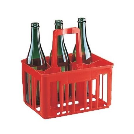 Basket for 6 bottles