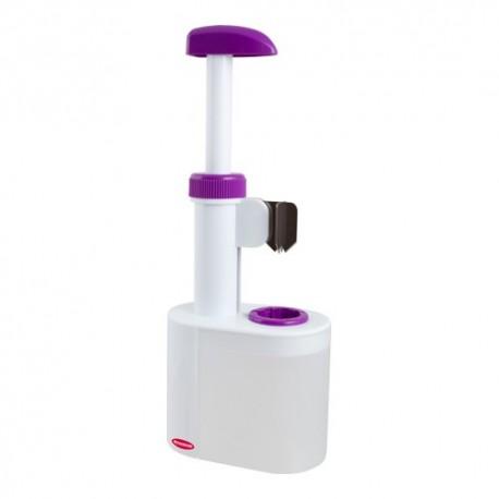 Аппарат для отчистки слив от косточек