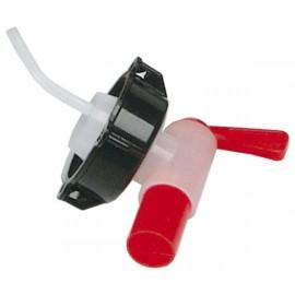 Кран 25L (50mm) для ёмкостей