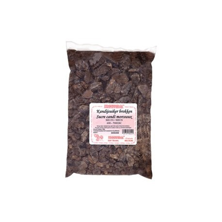 Candy sugar (brown) crushed 500gr