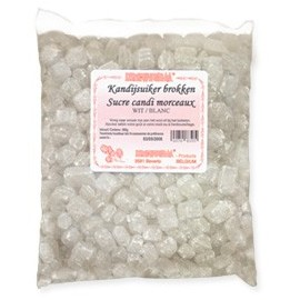 Candy sugar (white) crushed 500g