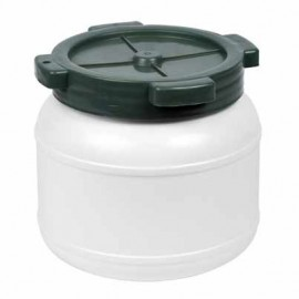 Пластиковая бочка для засаливание капусты 5л