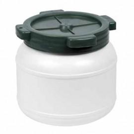 Plastikiniai statinę kopūstų skābēšanai 5L