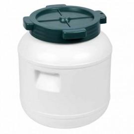 Plastikiniai statinę kopūstų skābēšanai 10L