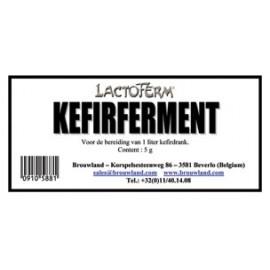 Start kultuur kefīram LACTOFERM 5g