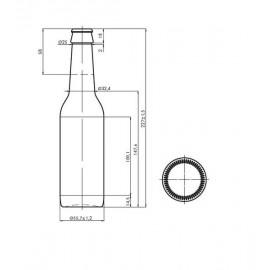 275 ml without screw (3080 pcs.)