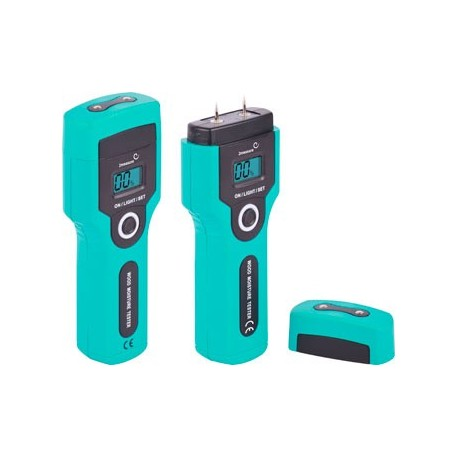 Professional wood moisture meter