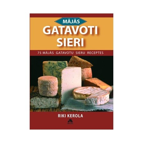 Homemade cheeses (latvian language)