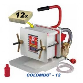 Colombo 12 - автоматический фильтр-пресс