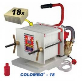 Colombo 18 - automātisks presfiltrs