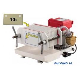 Pulcino 10 - автоматический фильтр-пресс