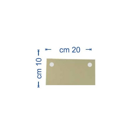 Filter pad (20x10cm) Rover 16