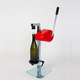Šampano kamščiai aiztaisāmais