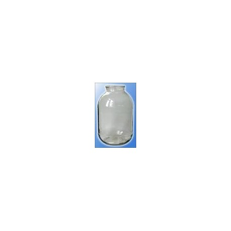 Glass jar 4L