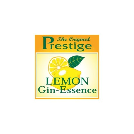 Lemon Gin essence 20ml