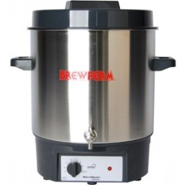 Brewferm brewing kettle 27 litres SS