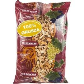 Щепа (100% груша) для копчения и гриля 450г