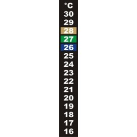Термометр кристаллический (налеивающийся)
