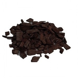 American Oak chips 25kg (Heavy Toast, medium size)