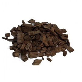 American Oak chips 25kg (Medium Toast, medium size)