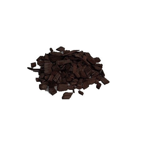 French Oak chips 25kg (Heavy Toast, medium size)