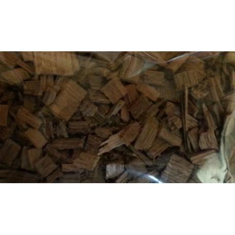 Acacia chips (medium toast, mixed size) 1kg
