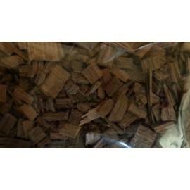Чипсы каштановые (средний обжиг, разних размеров) 100г