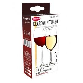 Набор для осветления вина 50л (кремнезоль + желатин)