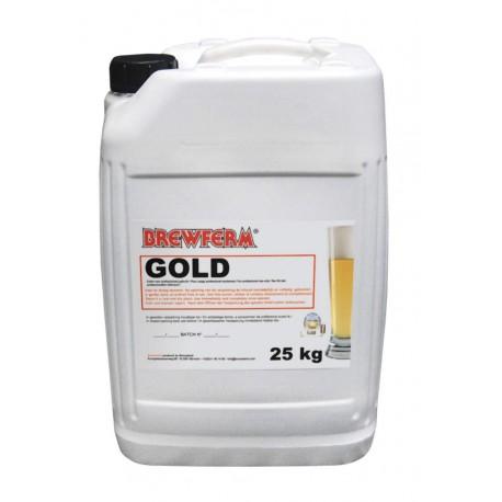 Пивной солодовый экстракт BrewFerm Gold 25кг