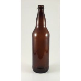 Beer bottle from brown glass 0,5L (48pcs.)