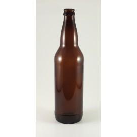 Brūna stikla alus pudele 0,5L (48gb.)