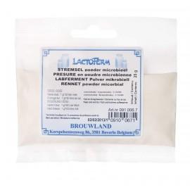 Renīns (pulveris) - siera  recināšanai 25g