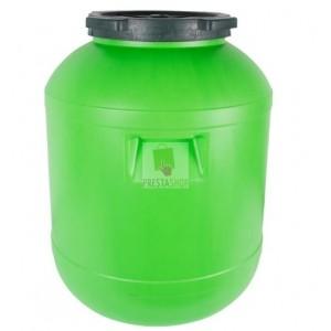 Plastmasas muca (zaļa) sālīšanai 65L