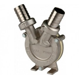 Pumpis NOVAX Drill 25 darbojas ar urbmašīnas palīdzību