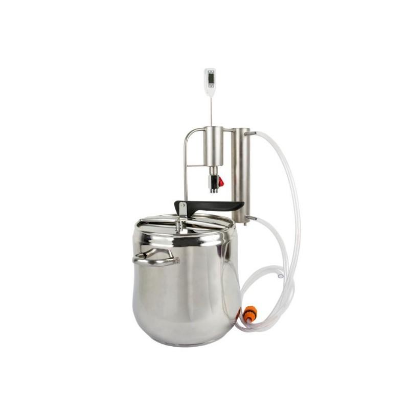 Pressure Cooker Distiller ~ Distiller and pressure cooker in l