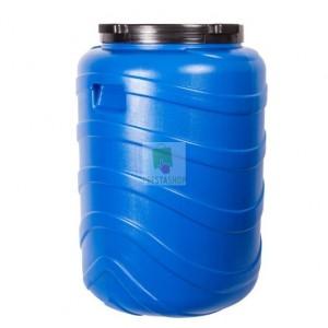 Plastmasas muca skābēšanai un sālīšanai, 130L