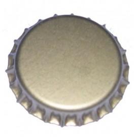 Металические пробки d29mm золотые 200шт