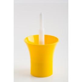 Полоскатель бутылок Avvinatore Eco желтый