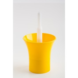 Pudeļu skalotājs Avvinatore Eco dzeltens