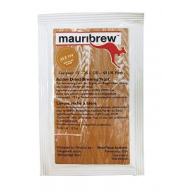 Dried brewing yeast Mauribrew ALE 514 12,5 g